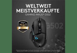 LOGITECH Gaming Maus G502 HERO 25K 910-005470 Schwarz