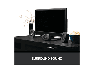 LOGITECH PC Lautsprecher Z906 5.1 Speaker System (980-000468)