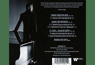Andrew Von Oeyen - BACH - BEETHOVEN  - (CD)