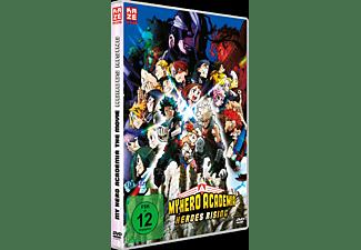 My Hero Academia: Heroes Rising DVD