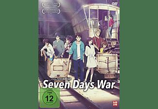 Seven Days War - The Movie DVD