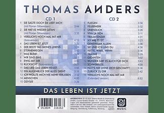 Thomas Anders - Das Leben ist jetzt  - (CD)