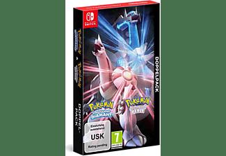 Pokémon Strahlender Diamant und Pokémon Leuchtende Perle - Doppelpack - [Nintendo Switch]