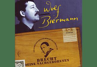 Biermann Wolf - Brecht Deine Nachgeborenen (Live)  - (CD)