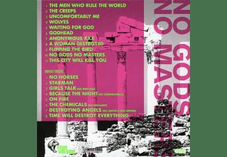 Garbage - NO GODS NO MASTERS  - (CD)