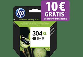 Cartucho de tinta - HP 304XL, Negro, N9K08AE