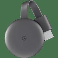 Reproductor multimedia - Google Chromecast 3, Transmisión contenido multimedia