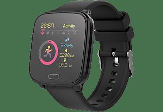 Smartwatch - Forever iGo JW-100, Para niños, 7 días, IP68, Bluetooth, ABS y plástico, Negro