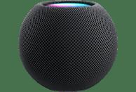 Altavoz inteligente - Apple HomePod mini, Siri, Altavoz 360º, Bluetooth, Wi-Fi, Gris espacial, Domótica