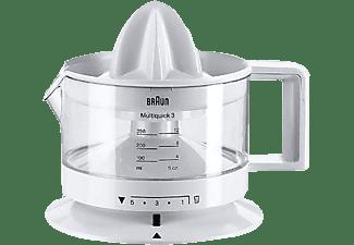 Exprimidor - Braun CJ 3000 20W de potencia, 350 ml, apto para lavavajillas