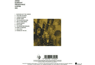 Jorge Elbrecht - PRESENTABLE CORPSE 002  - (CD)