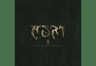 Auri - II-Those We Don'T Speak of (CD Digipak) [CD]