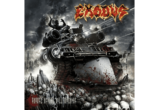 Exodus - Shovel Headed Kill Machine (2LP/2021 Reprint) [Vinyl]