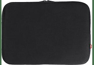 ISY INB-500 Notebooktasche Sleeve für Universal Neopren, Schwarz