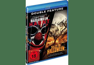 Halloween Double Feature: Halloween Haunt + Tales of Halloween [Blu-ray]