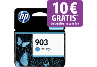 Cartucho de tinta - HP 903, Cian, T6L87AE
