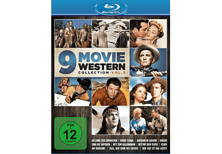 9 Movie Western Collection-Vol.3 Blu-ray
