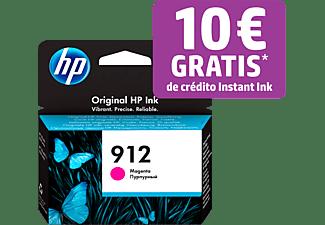 Cartucho de tinta - HP 912, Magenta, 3YL78AE