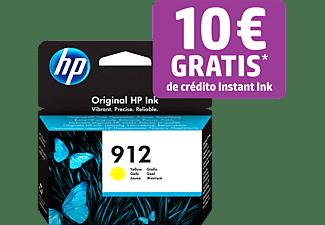 Cartucho de tinta - HP 912, Amarillo, 3YL79AE