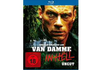 In Hell: Rage Unleashed BD Blu-ray