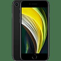 "Apple iPhone SE (2ª gen.), Negro, 64 GB, 4.7"" Retina HD, Chip A13 Bionic, iOS"