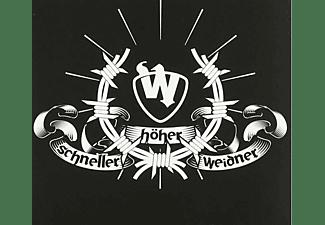 Der W - Schneller,Höher,Weidner  - (CD)