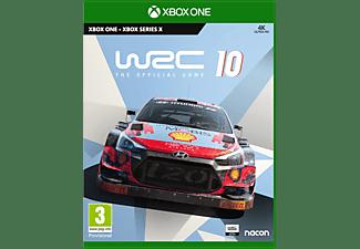 WRC 10 FR/NL Xbox One/Xbox Series X