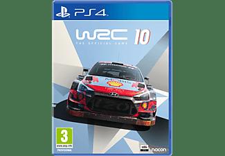 WRC 10 FR/NL PS4