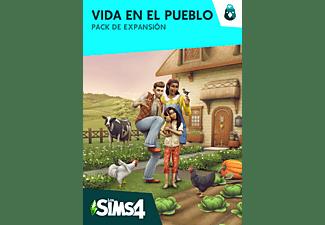 PC Los Sims 4 Vida En el Pueblo Pack Expansión