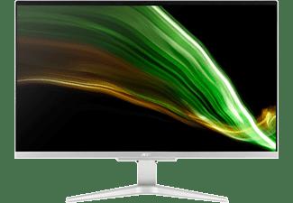 ACER All-in-One PC Aspire C27-1655, i5-1135G7, 8GB RAM, 512GB SSD,  GeForce MX330, 27 Zoll FHD, Silber