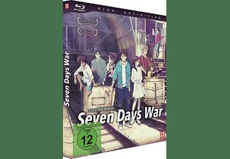Seven Days War - The Movie Blu-ray