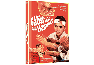 Wang Yu: Eine Faust Wie Ein Hammer (Mediabook BD & [Blu-ray]