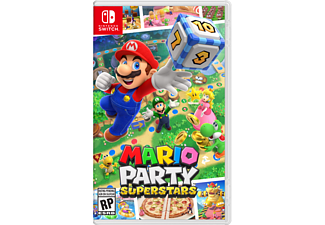 Nintendo Switch Super Mario Party Superstars
