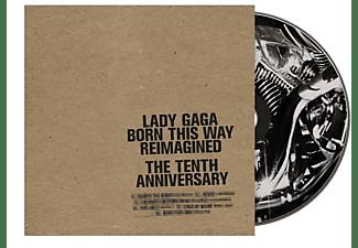 Lady Gaga - Born This Way The Tenth Anniversary  - (CD)