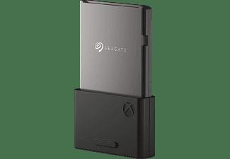 Tarjeta de expansión - Seagate, 1 TB, Para Xbox Series X/S, Lectura 300 M/s, Cubierta protectora, Negro