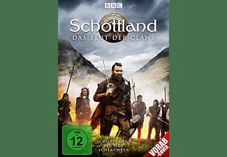 Schottland-Das Blut Der Clans DVD