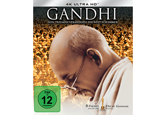Gandhi [4K Ultra HD Blu-ray]