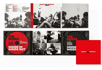 The Kooks - Inside In,Inside Out (Ltd.15th Anni.2CD)  - (CD)