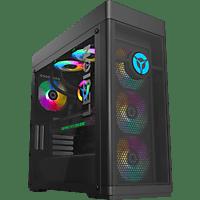 LENOVO Gaming PC Legion T7 34IMZ5, i7-11700KF, 32GB RAM, 1TB + 512GB SSD, RTX 3070, Wasserkühlung, Schwarz