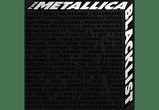 VARIOUS - The Metallica Blacklist (Ltd.7LP) (Limitierte 7LP)  - (Vinyl)
