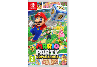 Mario Party Superstar NL Switch