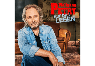 "Wolfgang Petry - Auf das LebenLimitierte blaue 2LP 12"" 180g Gatefold  - (Vinyl)"