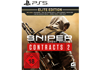 """Sniper Ghost Warrior Contracts 2 """"Elite Edition""""  - [PlayStation 5]"""