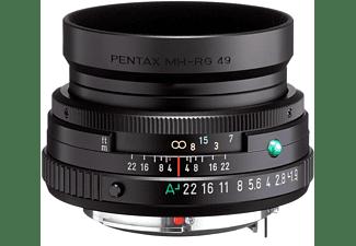 RICOH HD 43 mm - 43 mm f./1.9 DFA, ED (Objektiv für Pentax K-Mount, schwarz)