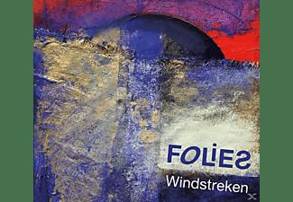 WINDSTREKEN W. NICOLE JORDAN & LEONARD EVERS - Folies  - (CD)