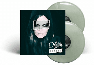 Anette Olzon - Strong (Ltd.Gtf/2lp/Silver Vinyl) [Vinyl]