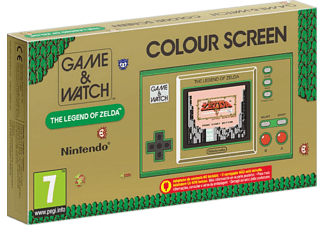Consola - Nintendo Game & Watch + Legend of Zelda