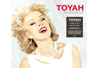 Toyah - Posh Pop (Deluxe Edition) [CD + DVD Video]