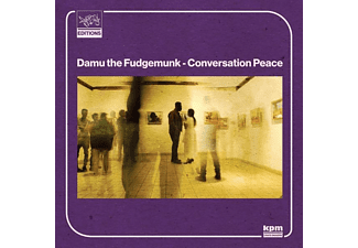 Damu The Fudgemunk - Conversation Peace [CD]