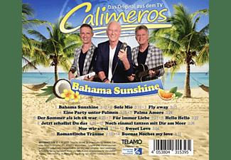 Calimeros - Bahama Sunshine  - (CD)